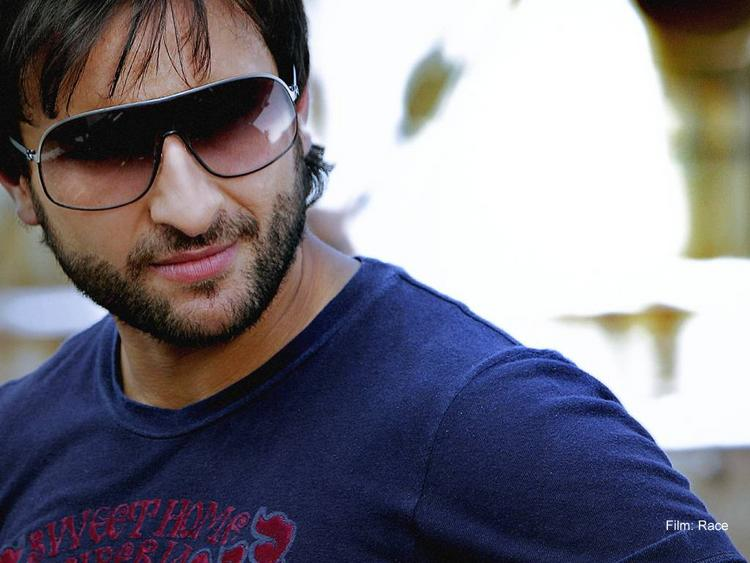 Saif Ali Khan Stylist AndCool Look In Race