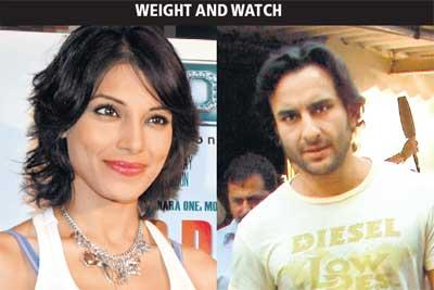 Saif And Bipasha Basu Photo