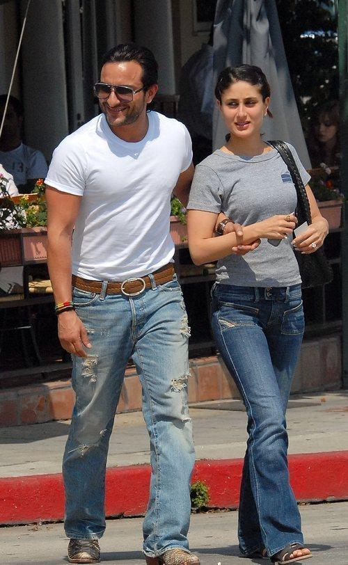 Saif  And Kareena Nice Pic