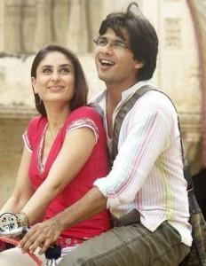 Shahid With Kareena Kapoor Cool And Fresh Pics In Jab We Met