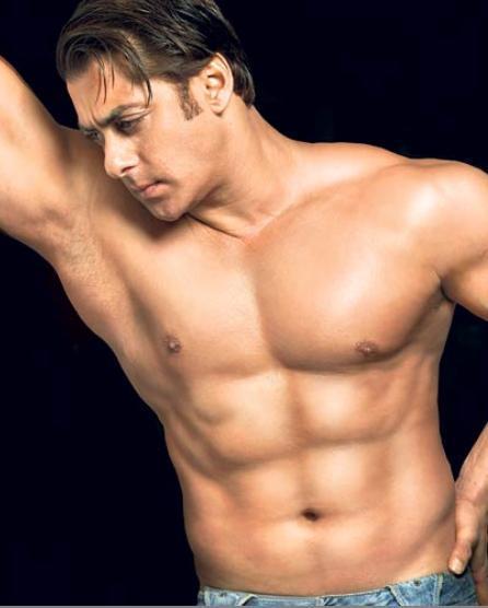 Salman Khan Hot Body Show Photo
