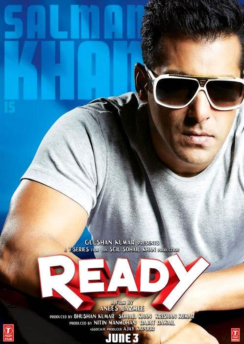 Salman Khan Ready Movie Wallpaper Photo