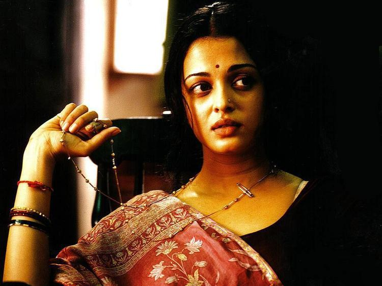 Aishwarya Rai Film Acting Still
