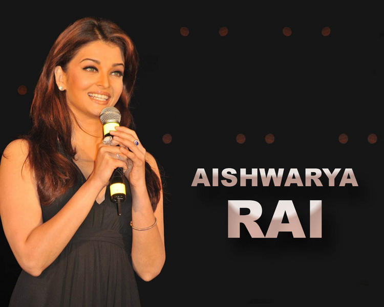 Cute Aishwarya Rai Wallpaper