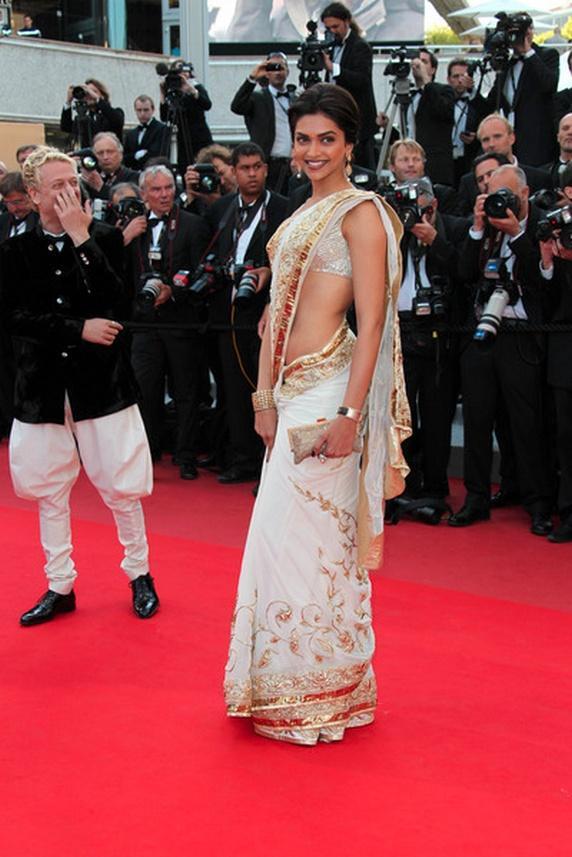 Deepika Padukone On Red Carpet