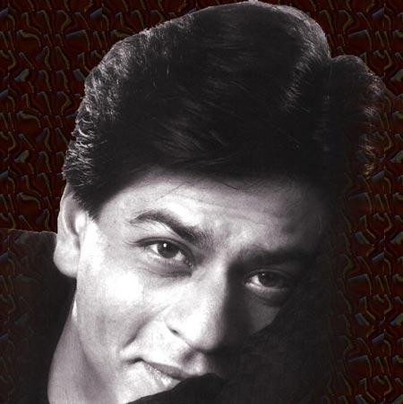 Shahrukh Khan Close Up Look Wallpaper