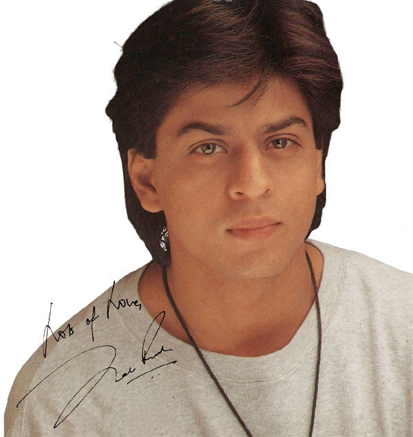 Shahrukh Khan Cute Face Look Wallpaper