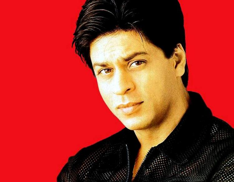 Shahrukh Khan Dazzling Face Look Wallpaper