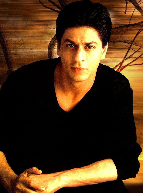 Shahrukh Khan Stunning Face Look Wallpaper