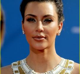 Kim Kardashian Stunning Picture