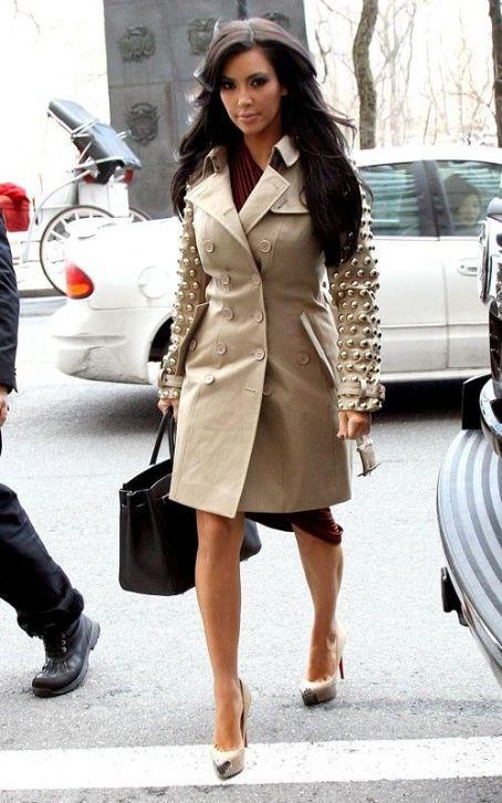 Kim Kardashian Stunning Stylist Pic