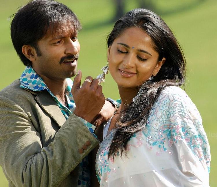Gopichand Romance with Anushka