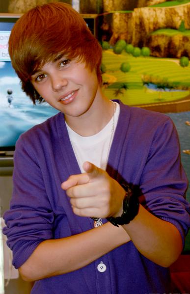 Cute Boy Justin Bieber Photo