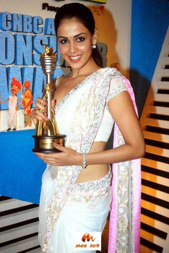 Genelia D'souza Wins Best Brand Ambassador Award