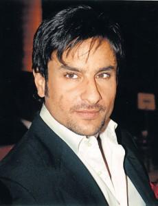 Saif Ali Khan Dazzling Face Look Pic