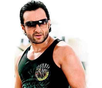 Saif Ali Khan Hot Pic