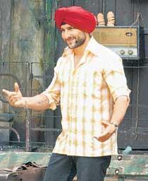 Saif Ali Khan Punjabi Look In Love Aaj Kal