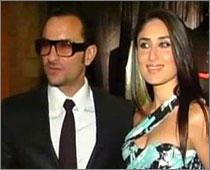 Saif And Kareena At GQ Man Of The Year Award