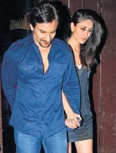 Saif With Kareena Nice Pic