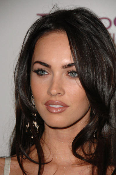 Green Eyes Beauty Megan Fox Still