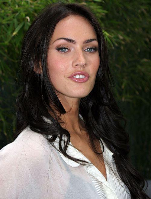 Megan Fox Sexy Face Look Still