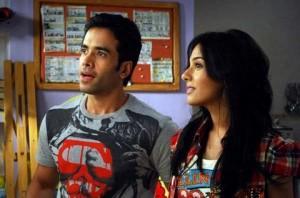 Tusshar With Amrita Rao Nice Pic