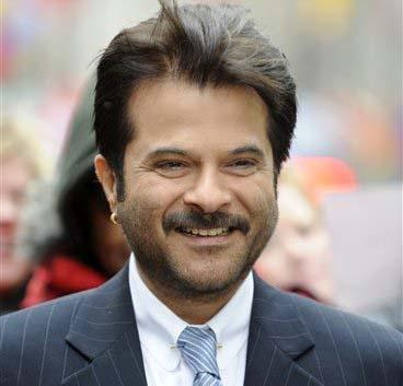 Anil Kapoor  Cute Smile Stunning Pic