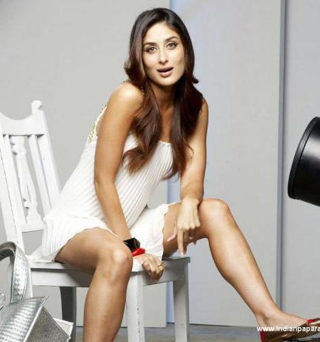Kareena Kapoor Sexy and Spicy Pose Photo Shoot
