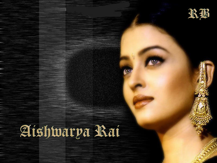 Aishwarya Rai Awesome Look Wallpaper