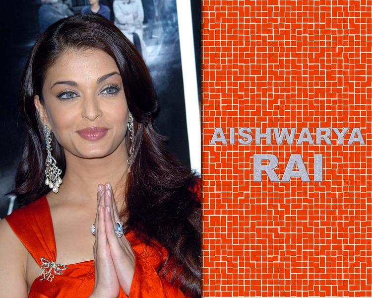 Aishwarya Rai Sweet Close Up Pose Wallpaper