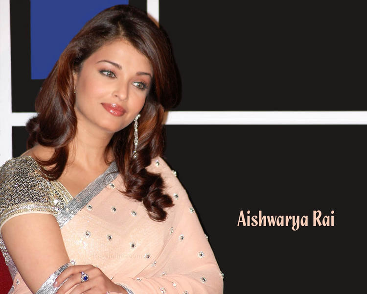 Most Beautiful Lady Aishwarya Rai Wallpaper