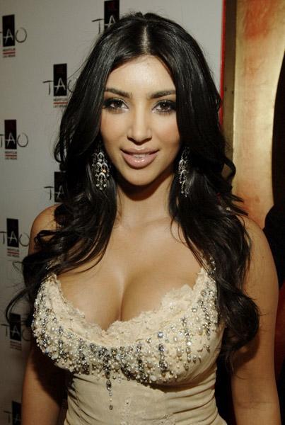 Kim Kardashian Hot Gorgeous Photo