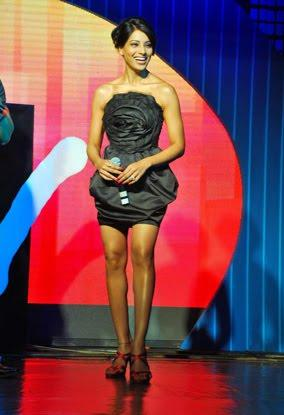 Bipasha Basu Beautiful Mini Dress Gorgeous Pic