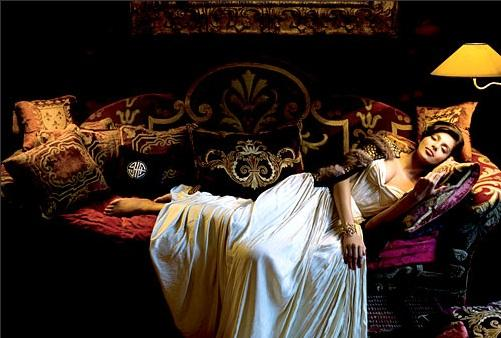 Bipasha Basu Sleeping Mode Photo Shoot