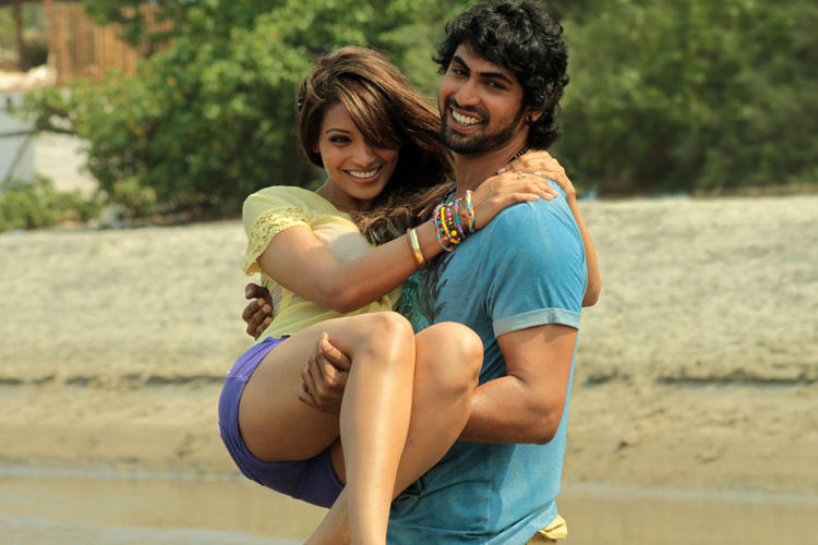 Rana Daggubati and Bipasha Basu Hot Still In DMD