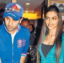 Ranbir And Deepika Padukone Photo