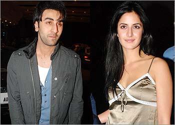 Ranbir And Katrina Kaif Fresh Pic