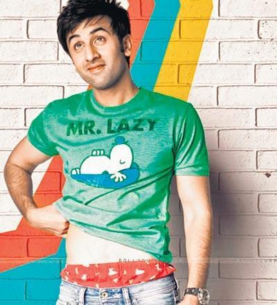 Ranbir Cool Pic In Wake Up Sid Movie