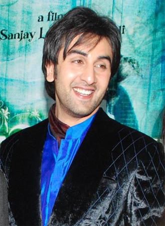 Ranbir Kapoor Cute Smiling Pic