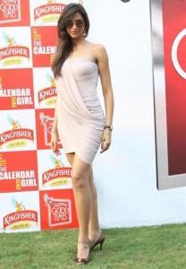 Deepika Padukone Stylist Pic In Pink Bandage Dress