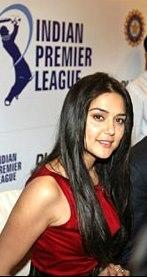 Preity Zinta Stunning Face Look Pic