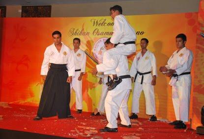 Akshay Kumar Karate Photo
