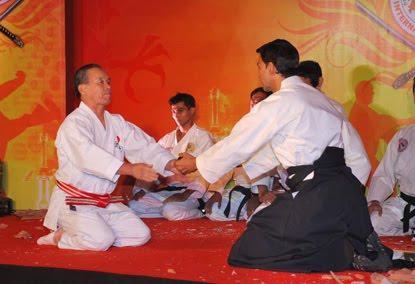Akshay Kumar Karate Pics