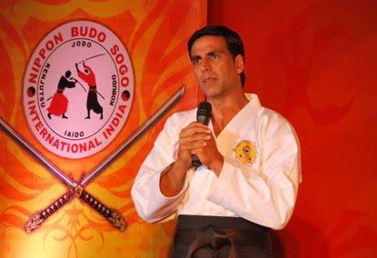 Akshay Kumar To Say Something