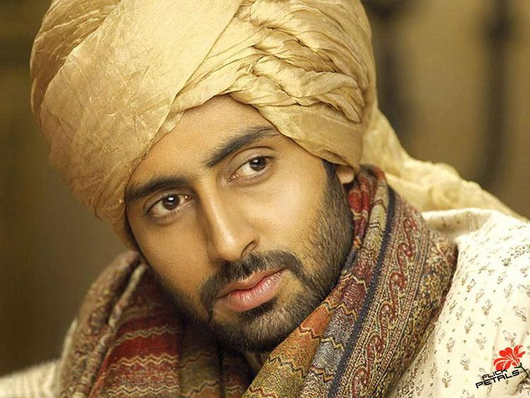 Abhishek Bachchan Wedding Dress Still
