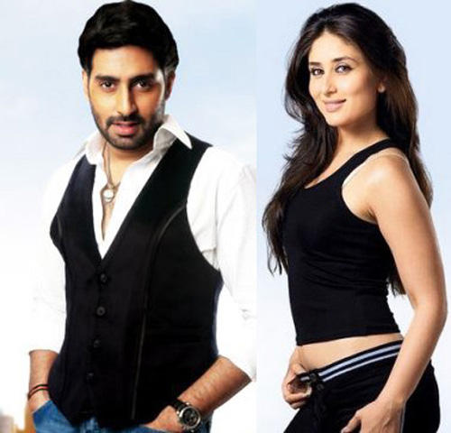 Bebo and Abhi Sexy Look Pic