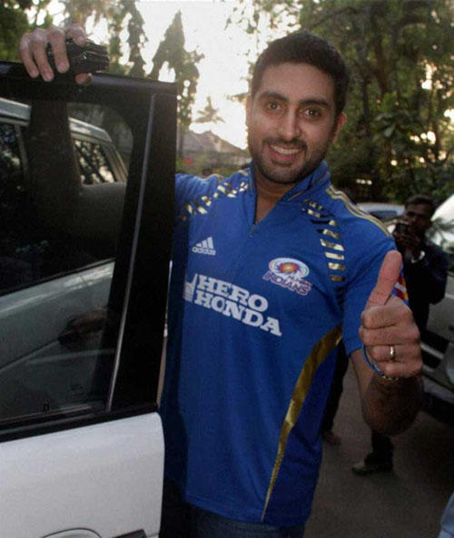 Bollywood Star Abhishek Bachchan Photo