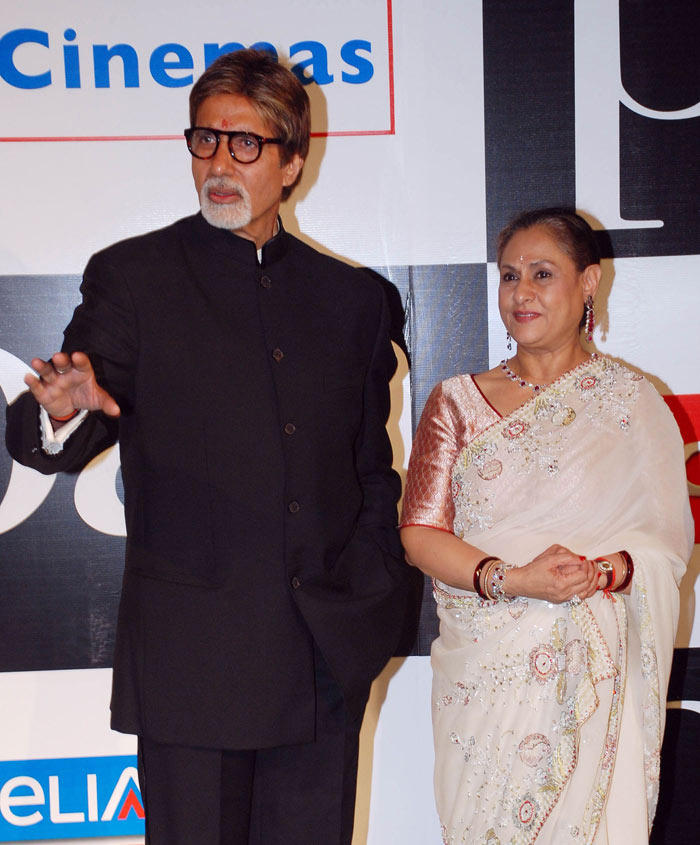 Best Couple Jaya Bachchan and Amitabh Still