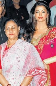 Jaya Bachchan and Aish Gorgeous Pic