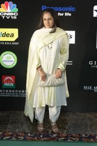 Jaya Bachchan In Salwar Kameez At IIFA